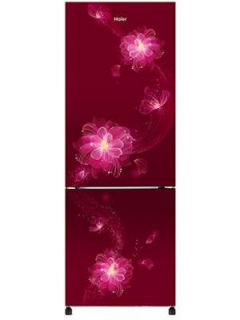 Haier HRB-2763CRB-E 256 L 3 Star Inverter Frost Free Double Door Refrigerator Price in India