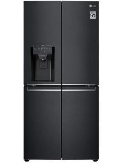 LG GC-L22FTQBL 570 L Inverter Frost Free Side By Side Door Refrigerator Price in India