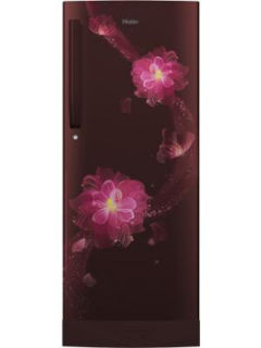 Haier HRD-1954PRB-E 195 L 4 Star Direct Cool Single Door Refrigerator Price in India