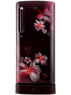 LG GL-D201ASPZ 190 L 5 Star Inverter Direct Cool Single Door Refrigerator Price in India
