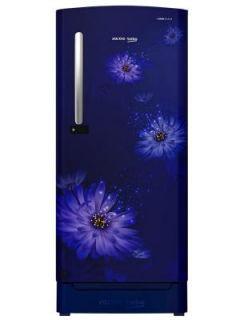Voltas RDC215CDBEXB 195 L 3 Star Direct Cool Single Door Refrigerator Price in India