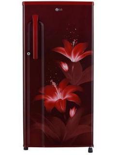LG GL-B191KRGX 188 L 3 Star Direct Cool Single Door Refrigerator Price in India