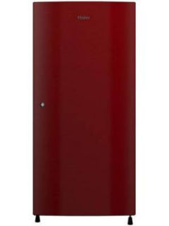 Haier HRD-1953CCR-E 195 L 3 Star Direct Cool Single Door Refrigerator Price in India