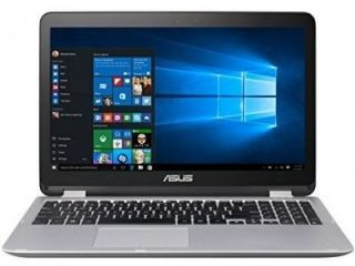ASUS Asus Vivobook Flip R518UA-DH51T Laptop (15.6 Inch   Core i5 7th Gen   8 GB   Windows 10   256 GB SSD) Price in India