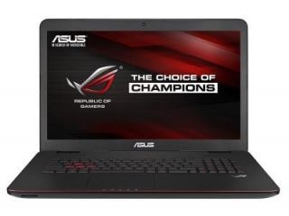 ASUS Asus ROG GL771JM-DH71 Laptop (17.3 Inch   Core i7 4th Gen   12 GB   Windows 10   1 TB HDD) Price in India