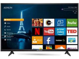 Adsun 55AESL1 55 inch UHD Smart LED TV Price in India