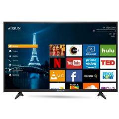 Adsun 50AESL1 50 inch UHD Smart LED TV Price in India