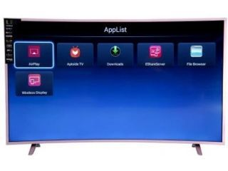 Angel ANS32CH 32 inch HD ready Curved Smart LED TV Price in India