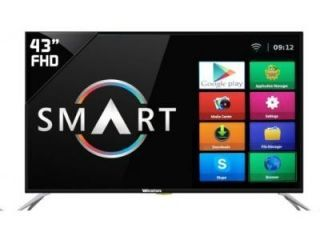 Weston WEL-4300S 43 inch Full HD Smart LED TV Price in India