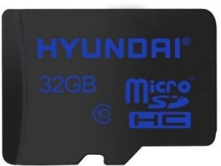 Hyundai MHYMSDC32GC10 32GB Class 10 MicroSDHC Memory Card Price in India
