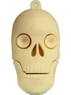 Zeztee Skull Shape 8GB USB 2.0 Pen Drive Price in India