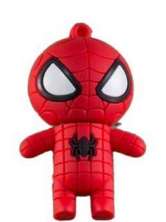 Zeztee Spiderman Cartoon Character Shape 16GB USB 2.0 Pen Drive Price in India
