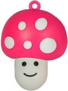Zeztee Mushroom Cartoon Character 8GB USB 2.0 Pen Drive Price in India