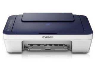Canon Pixma E477 Multi Function Inkjet Printer Price in India