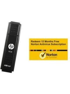 HP X705W 16GB USB 3.0 Pen Drive Price in India
