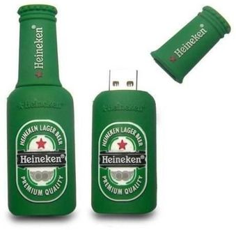 Storme Beer Bottle 8GB USB 2.0 Pen Drive Price in India