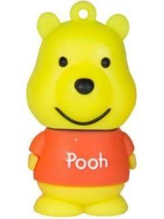 Zeztee Pooh Cartoon Character 16GB USB 2.0 Pen Drive Price in India