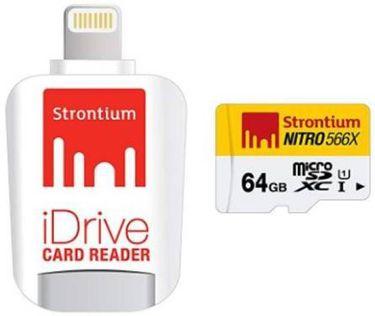 Strontium Nitro 64GB USB 2.0 Pen Drive Price in India