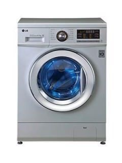 LG 6.5 Kg Fully Automatic Front Load Washing Machine (F1296WDL24) Price in India