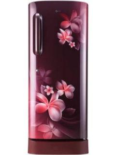 LG GL-D241ASPZ 235 L 5 Star Inverter Direct Cool Single Door Refrigerator Price in India
