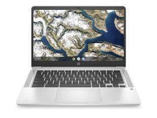 HP Chromebook 14a-na0010ca (9VU02UA) Laptop (14 Inch | Celeron Dual Core | 4 GB | Google Chrome | 64 GB SSD) Price in India