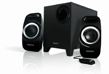 Creative Inspire T3300 2.1 Channel Multimedia Speakers Price in India