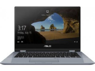 ASUS Asus VivoBook Flip 14 TP412FA-EC372TS Laptop (14 Inch | Core i3 10th Gen | 4 GB | Windows 10 | 512 GB SSD) Price in India