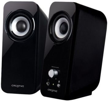 Creative Inspire T12W 2 Channel Speaker Price in India