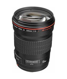 Canon EF 135mm f/2L USM Lens Price in India