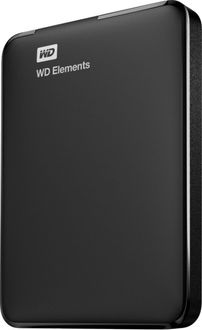 WD Elements Portable 2TB 2.5 Inch External Hard Disk Price in India