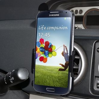 Amzer 95630 Swiveling Air Vent Mount (Samsung Galaxy S4) Price in India