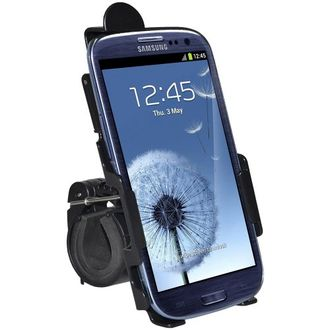Amzer 95646 Bicycle Handlebar Mount (Samsung Galaxy S3) Price in India