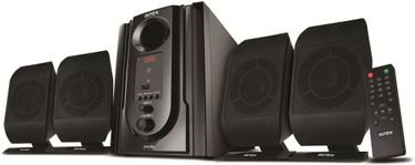 Intex IT-301 FMU 4.1 Channel Multimedia Speaker Price in India