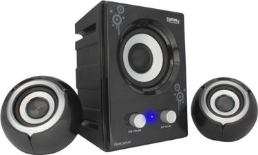 Zebronics Micro Drum 2.1 Multimedia Speaker Price in India