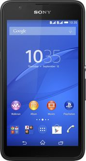Sony Xperia E4g Dual SIM Price in India