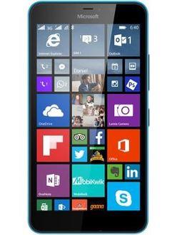 Microsoft Lumia 640 XL Price in India