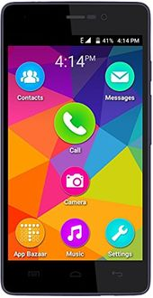 Micromax Unite 3 Q372 Price in India