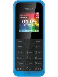 Nokia 105 Dual SIM Price in India