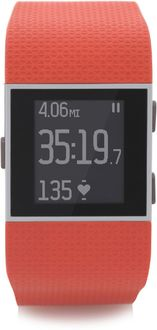 Fitbit Surge (FB501BKL) Ultimate Fitness Smart Watch Price in India