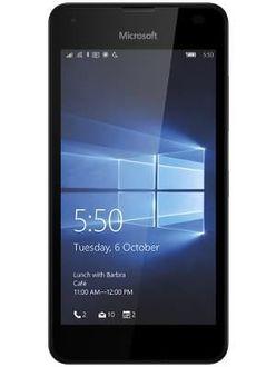 Microsoft Lumia 550 Price in India