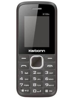 Karbonn K106S Price in India