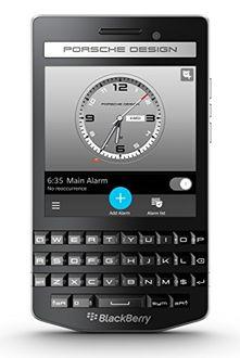 BlackBerry Porsche Design P9983 Price in India
