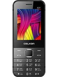 Celkon C27  Price in India