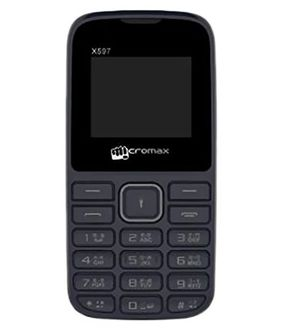 Micromax X597 Price in India