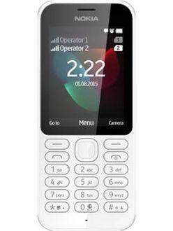 Nokia 222 Price in India