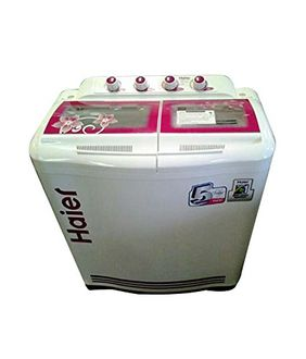 Haier 7.6Kg Semi Automatic Top Load Washing Machine (XPB76-113S) Price in India