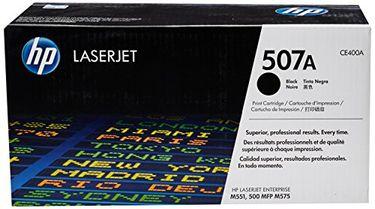 HP 507A Black LaserJet Toner Cartridge Price in India
