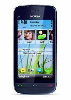 Nokia C5-03 Price in India