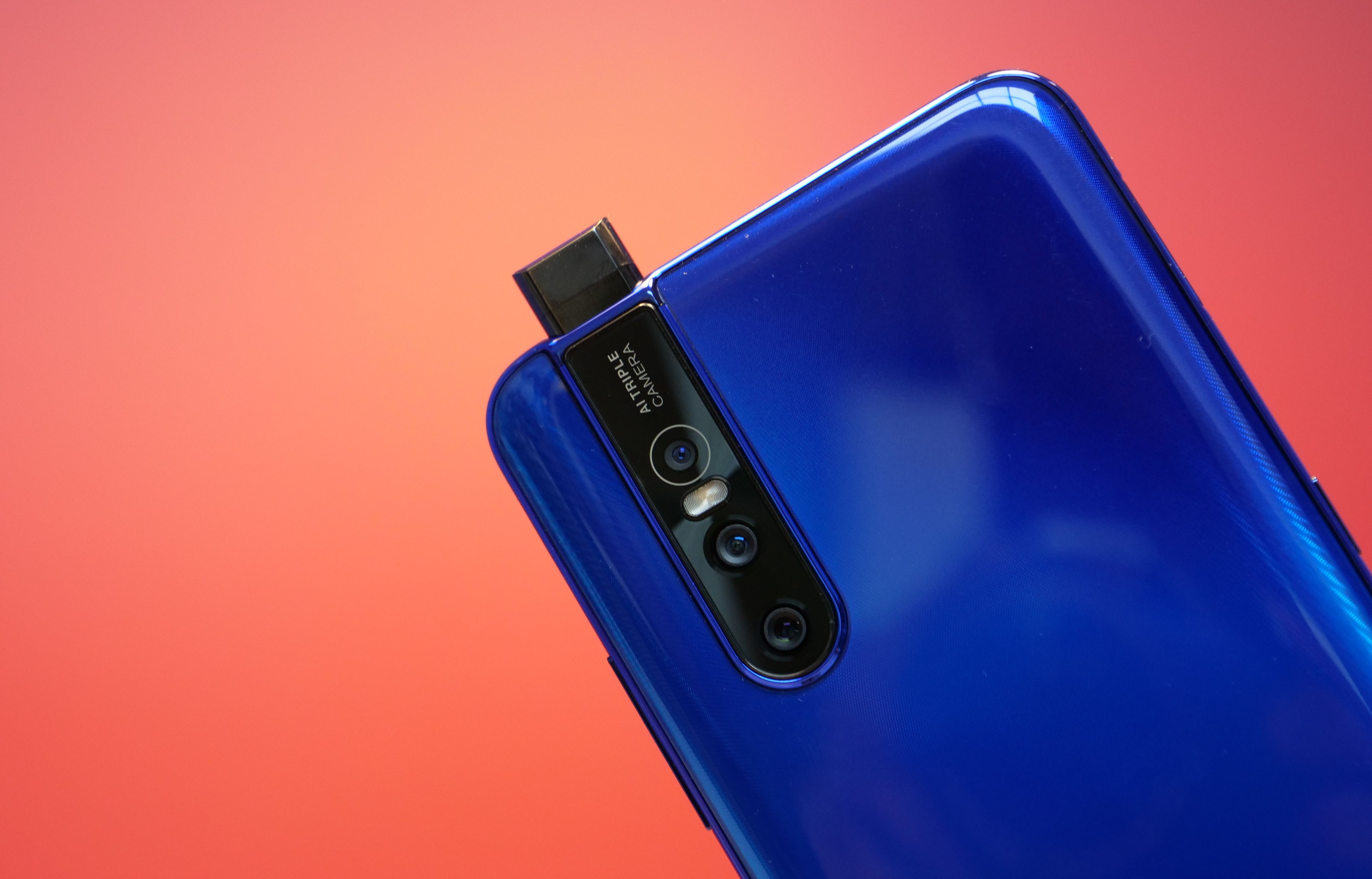 vivo v15 pro pop-up