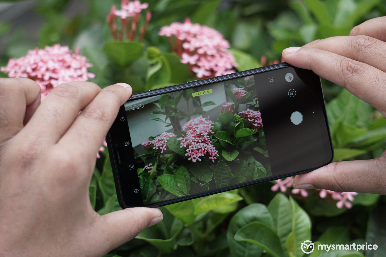 ASUS Zenfone 5Z Camera